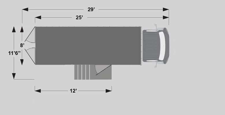 Truck Diagram Colorado Sound